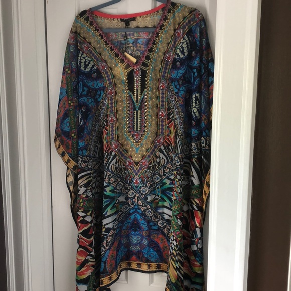 Alberto Makali Other - NWT LADIES SHEER cover up
